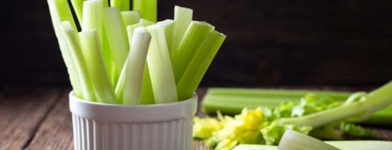 is celery the best food for weight loss