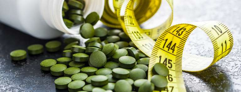 chlorophyll weight loss benefits