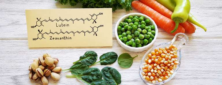 lutein food sources