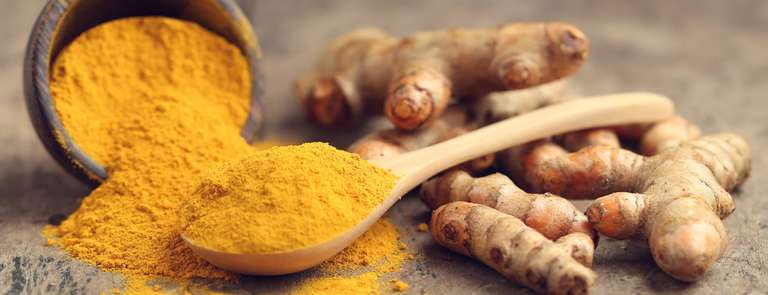 different forms of turmeric