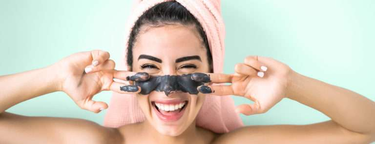 the benefits of charcoal face masks
