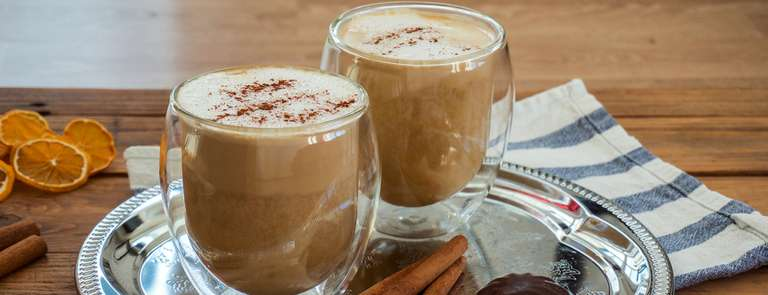 superfood smoothie salted caramel and mocha