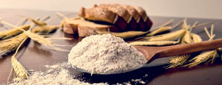 what is rye flour