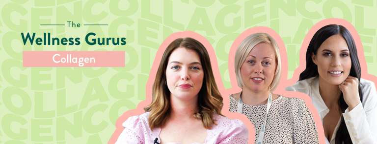 Holland & Barrett Collagen Experts - Libby Matthews and Sophie Rose