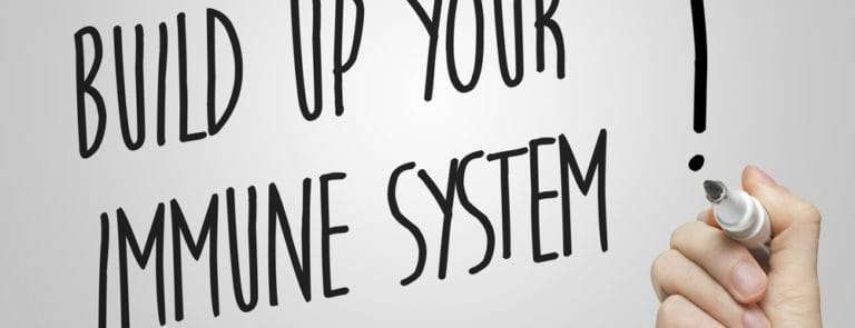 Build up your immune system