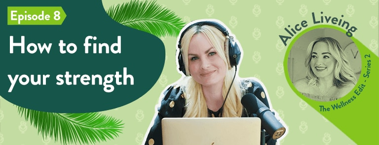 the welllness edit podcast with holland and barrett
