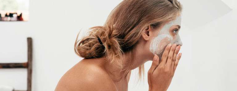 natural skincare for combination skin