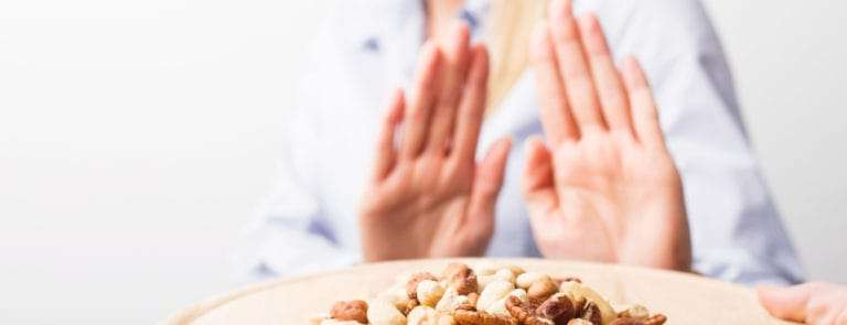 Saying no to nuts