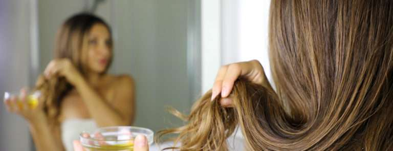 olive oil for hair benefits