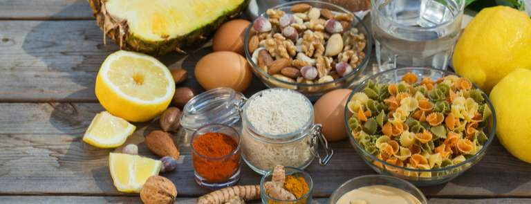 low purine foods for gout