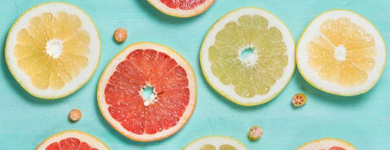 are there different types of grapefruit