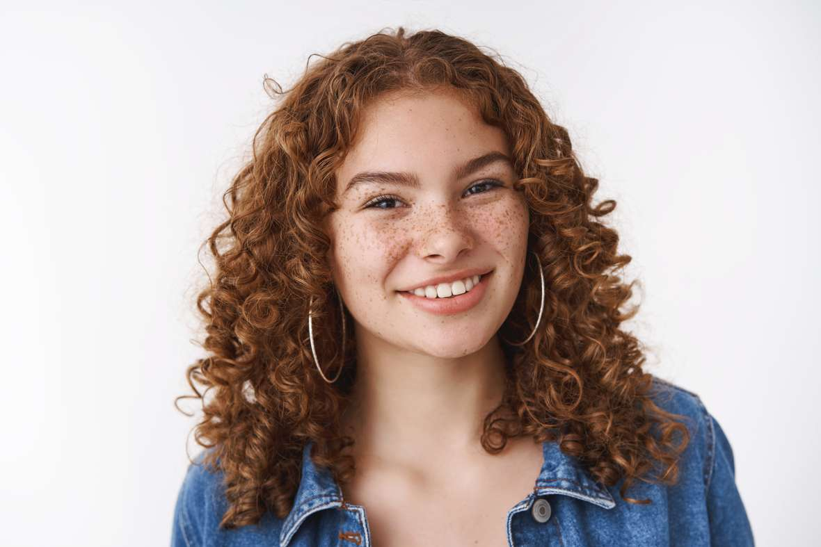 3a curly hair type